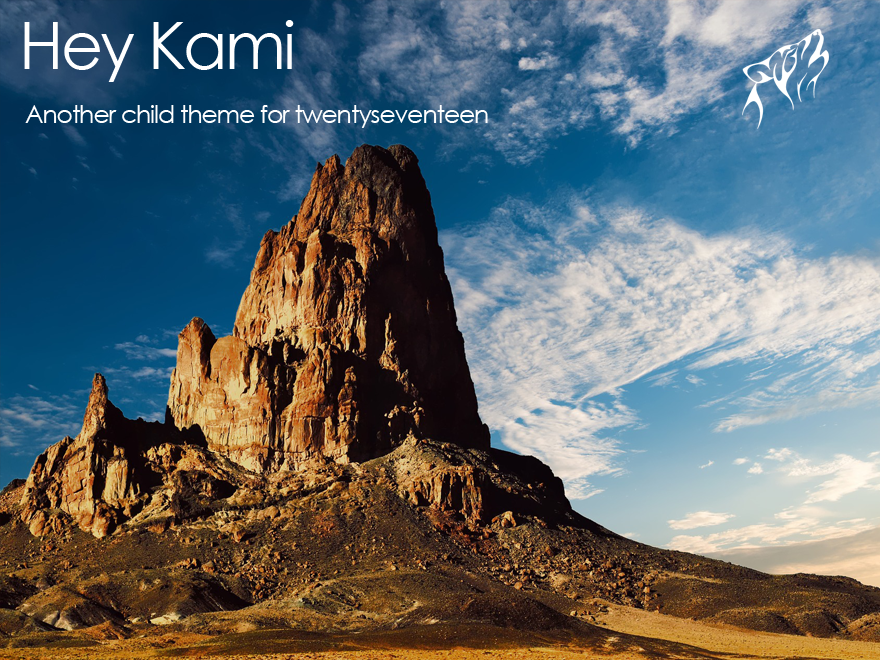 Hey Kami Preview Wordpress Theme - Rating, Reviews, Preview, Demo & Download