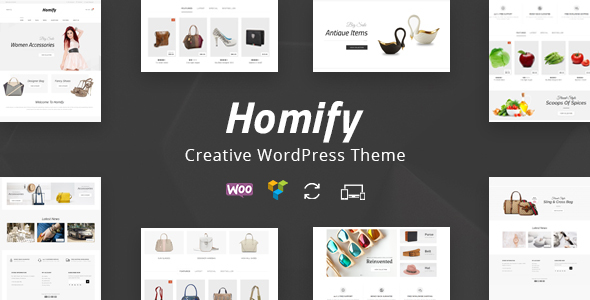Homify Preview Wordpress Theme - Rating, Reviews, Preview, Demo & Download