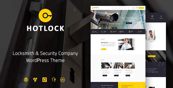 HotLock Preview Wordpress Theme - Rating, Reviews, Preview, Demo & Download