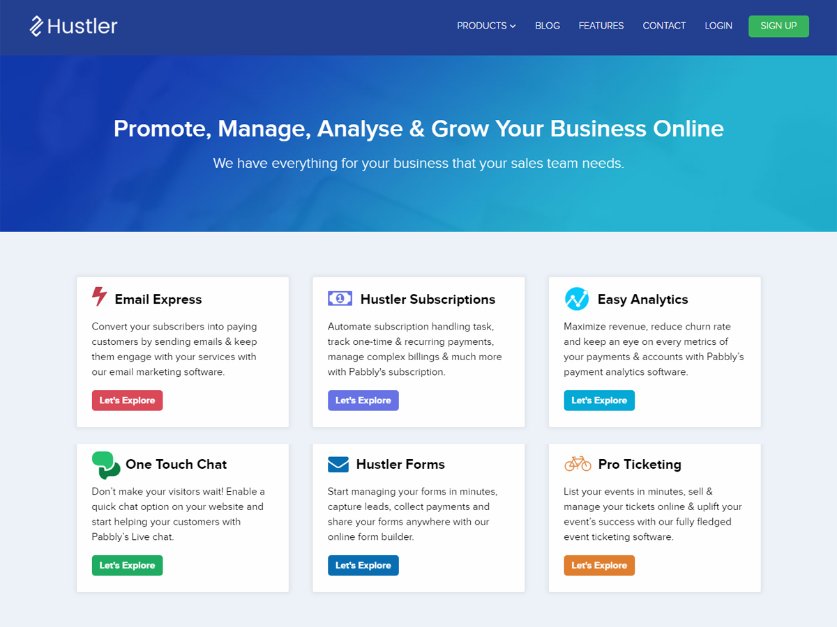 Hustler Preview Wordpress Theme - Rating, Reviews, Preview, Demo & Download