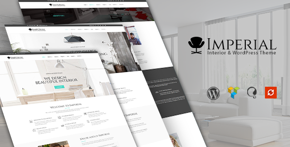 Imperial Preview Wordpress Theme - Rating, Reviews, Preview, Demo & Download