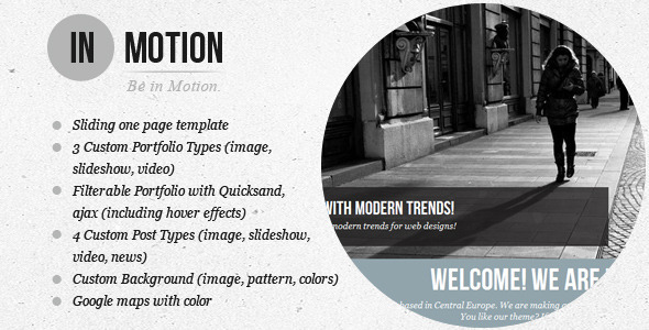 IN Preview Wordpress Theme - Rating, Reviews, Preview, Demo & Download