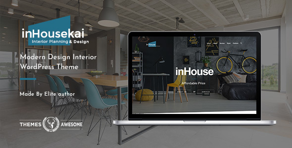 Inhousekai Preview Wordpress Theme - Rating, Reviews, Preview, Demo & Download