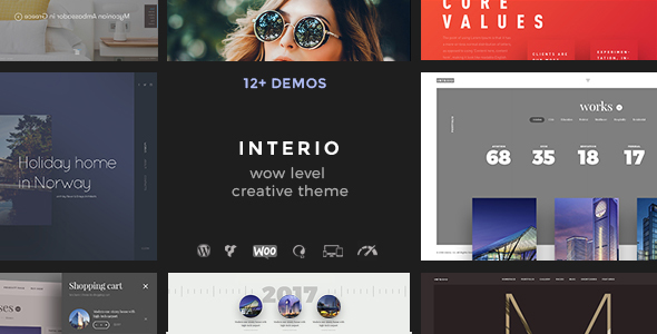 Interio Preview Wordpress Theme - Rating, Reviews, Preview, Demo & Download