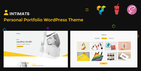 Intimate Preview Wordpress Theme - Rating, Reviews, Preview, Demo & Download