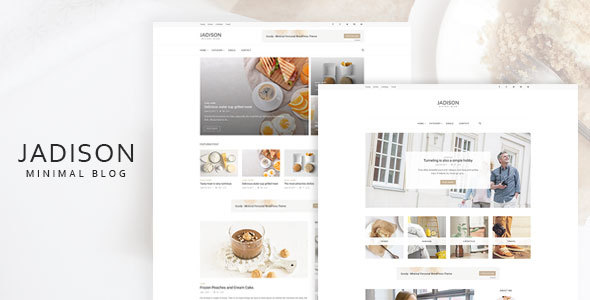 Jadison Preview Wordpress Theme - Rating, Reviews, Preview, Demo & Download