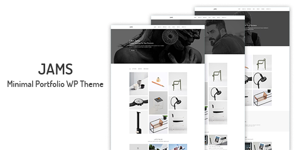 Jams Preview Wordpress Theme - Rating, Reviews, Preview, Demo & Download
