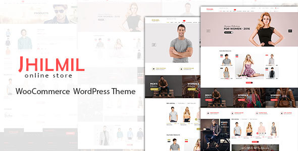 Jhilmil Preview Wordpress Theme - Rating, Reviews, Preview, Demo & Download