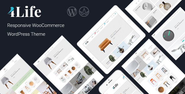 JMS 4Life Preview Wordpress Theme - Rating, Reviews, Preview, Demo & Download