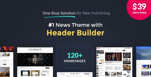 JNews Preview Wordpress Theme - Rating, Reviews, Preview, Demo & Download