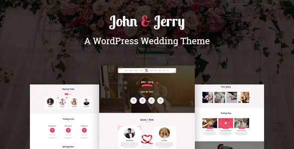 John Preview Wordpress Theme - Rating, Reviews, Preview, Demo & Download