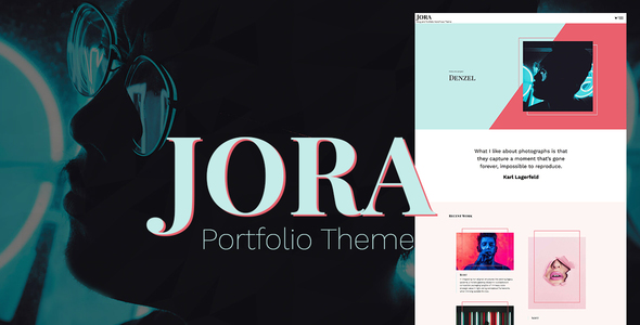 Jora Preview Wordpress Theme - Rating, Reviews, Preview, Demo & Download