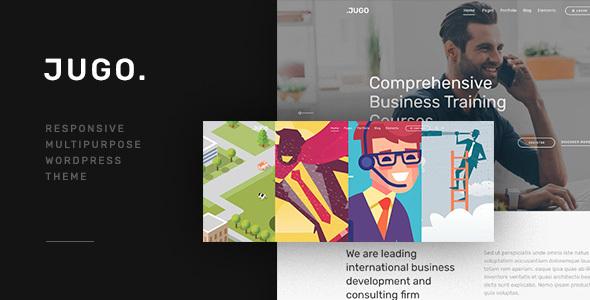 Jugo Preview Wordpress Theme - Rating, Reviews, Preview, Demo & Download