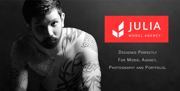 Julia Preview Wordpress Theme - Rating, Reviews, Preview, Demo & Download