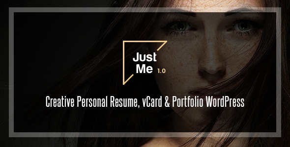 Just Me Preview Wordpress Theme - Rating, Reviews, Preview, Demo & Download