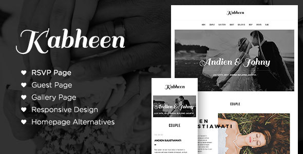 Kabheen Preview Wordpress Theme - Rating, Reviews, Preview, Demo & Download