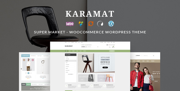 KaraMat Preview Wordpress Theme - Rating, Reviews, Preview, Demo & Download