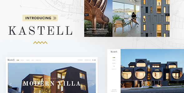 Kastell Preview Wordpress Theme - Rating, Reviews, Preview, Demo & Download