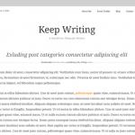 Keepwriting