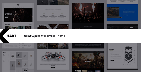 Khaki Preview Wordpress Theme - Rating, Reviews, Preview, Demo & Download