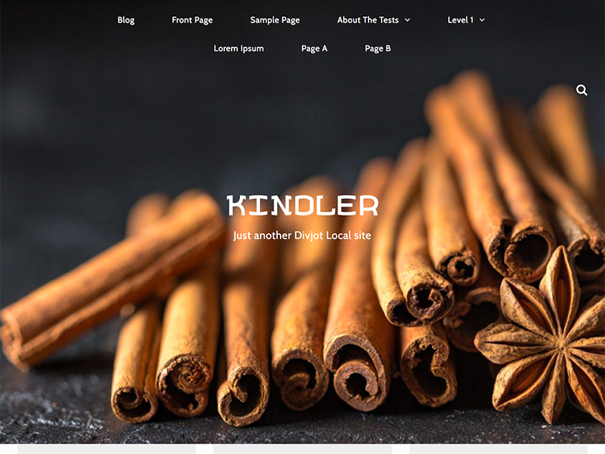 Kindler Preview Wordpress Theme - Rating, Reviews, Preview, Demo & Download