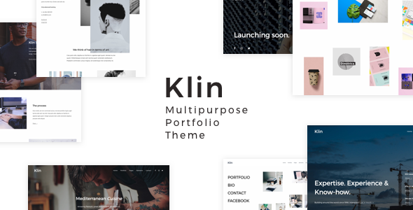 Klin Preview Wordpress Theme - Rating, Reviews, Preview, Demo & Download