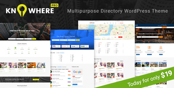 Knowhere Preview Wordpress Theme - Rating, Reviews, Preview, Demo & Download