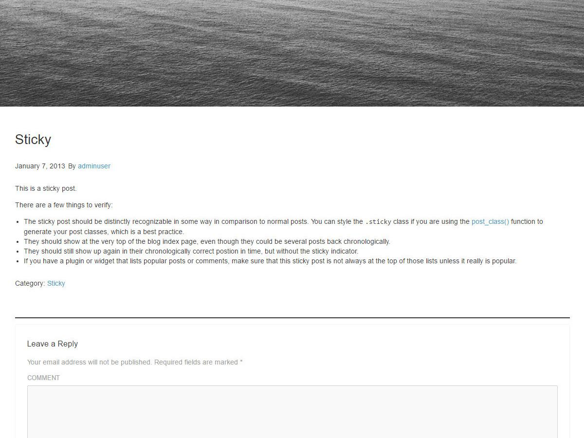 Koa Preview Wordpress Theme - Rating, Reviews, Preview, Demo & Download