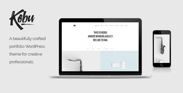 Kobu Preview Wordpress Theme - Rating, Reviews, Preview, Demo & Download