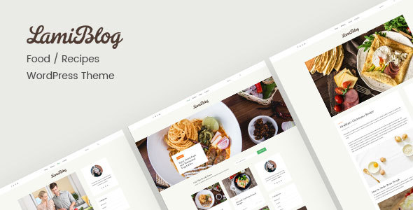 Lami Preview Wordpress Theme - Rating, Reviews, Preview, Demo & Download