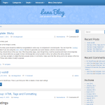 Lana Blog