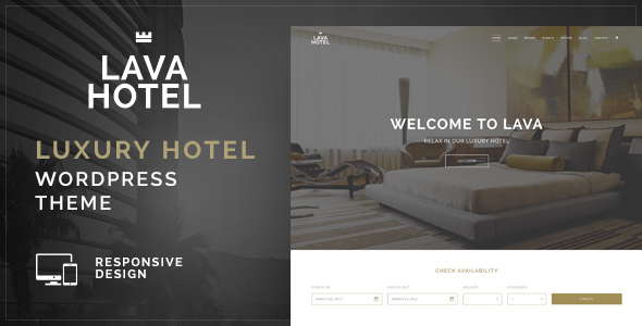 Lava Preview Wordpress Theme - Rating, Reviews, Preview, Demo & Download