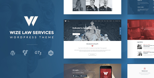 Law Services Preview Wordpress Theme - Rating, Reviews, Preview, Demo & Download