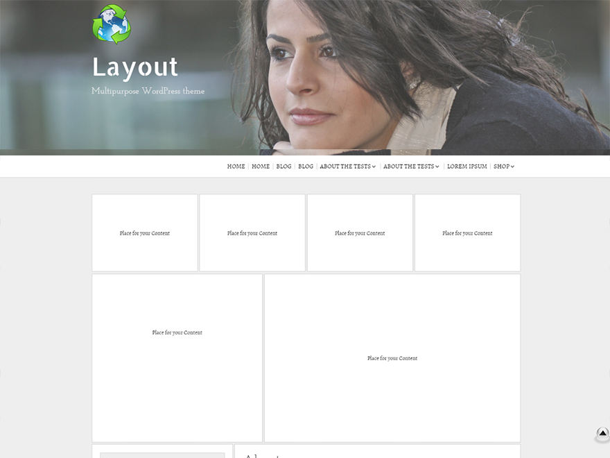 Layout Builder Preview Wordpress Theme - Rating, Reviews, Preview, Demo & Download