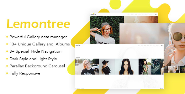 Lemontree Preview Wordpress Theme - Rating, Reviews, Preview, Demo & Download