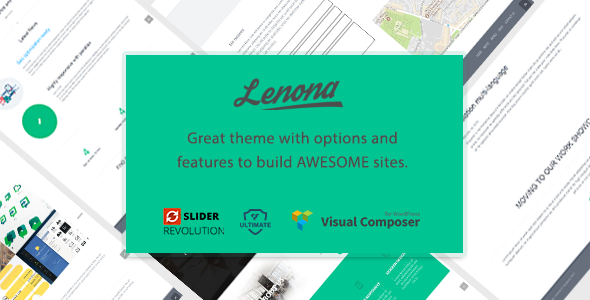 Lenona IT Preview Wordpress Theme - Rating, Reviews, Preview, Demo & Download