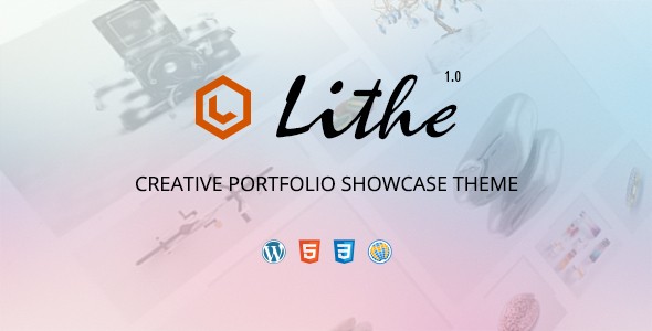 LITHE Preview Wordpress Theme - Rating, Reviews, Preview, Demo & Download