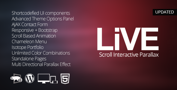 LIVE Preview Wordpress Theme - Rating, Reviews, Preview, Demo & Download