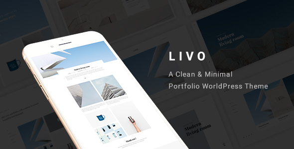 Livo Preview Wordpress Theme - Rating, Reviews, Preview, Demo & Download