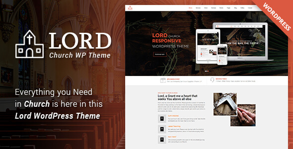 Lord Preview Wordpress Theme - Rating, Reviews, Preview, Demo & Download
