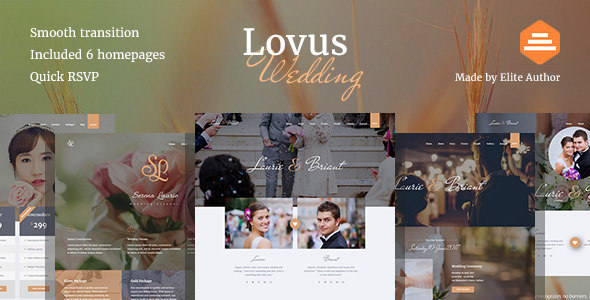 Lovus Preview Wordpress Theme - Rating, Reviews, Preview, Demo & Download