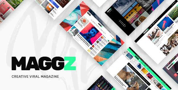Maggz Preview Wordpress Theme - Rating, Reviews, Preview, Demo & Download