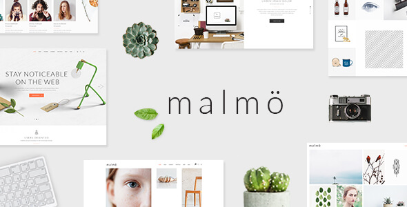 Malm Preview Wordpress Theme - Rating, Reviews, Preview, Demo & Download