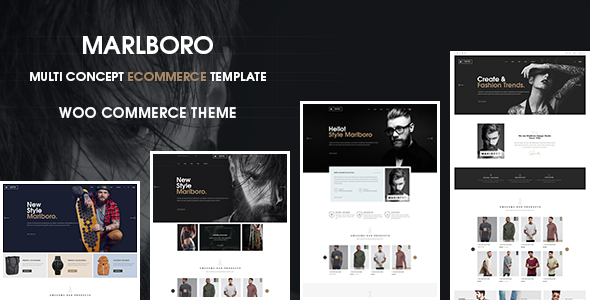 Marlboro Preview Wordpress Theme - Rating, Reviews, Preview, Demo & Download