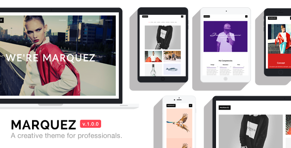 Marquez Preview Wordpress Theme - Rating, Reviews, Preview, Demo & Download