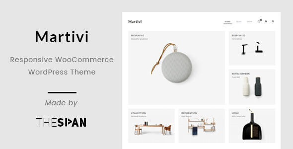 Martivi Preview Wordpress Theme - Rating, Reviews, Preview, Demo & Download