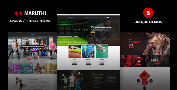 Maruthi Preview Wordpress Theme - Rating, Reviews, Preview, Demo & Download