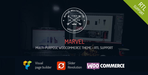 Marvel Preview Wordpress Theme - Rating, Reviews, Preview, Demo & Download