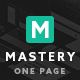 Mastery One