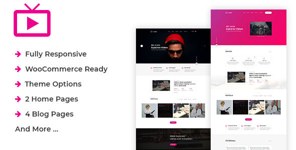 MaxVid Preview Wordpress Theme - Rating, Reviews, Preview, Demo & Download